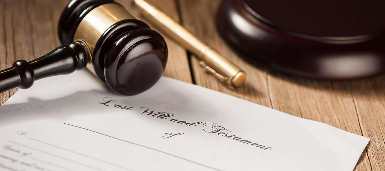 Will and Testament Attorney