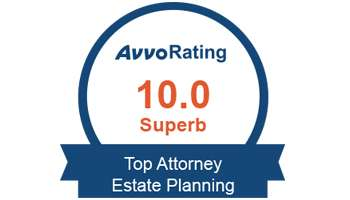 Top Attorney Estate Planning | Avvo Rating 10.0 Superb