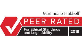 Peer Rated | Ethical Standards & Legal Ability