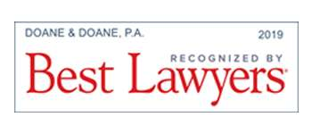 Doane & Doane, P.A Recognised by Best Lawyers